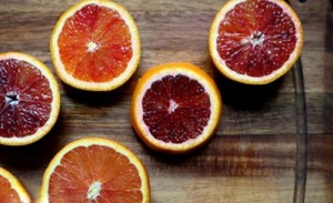 The blood orange