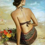 Painting by Andrei Markin
