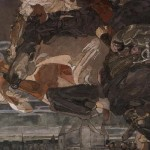 Flight of Faust and Mephistopheles, 1896