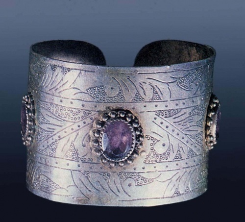 Islamic East Jewelled Arts - bracelet