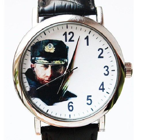 President Putin. Designer's watches handmade by JK
