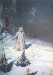 Snow Maiden by Viktor Vasnetsov