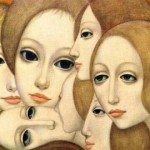 Big Eyes painting by Margaret Keane