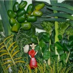 Inspired by Henri Rousseau
