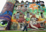Kelburn Castle Graffiti project
