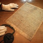 Magna Carta. Cost $ 24.5 million. Purchase year 2007. 2014 Ten Most Expensive Books
