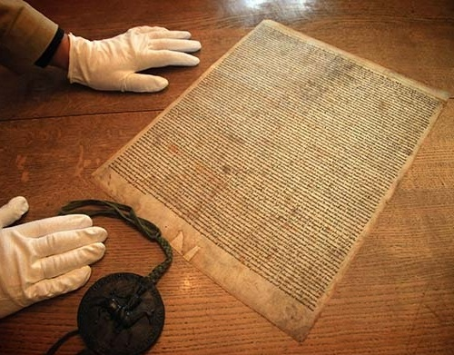 2014 Ten Most Expensive Books. Magna Carta. Cost $ 24.5 million. Purchase year 2007