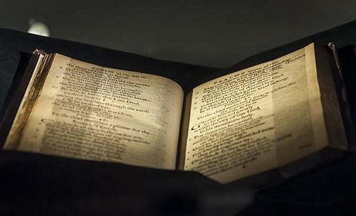 2014 Ten Most Expensive Books. Massachusetts Psalm Book. Cost $ 14.5 million. Purchase year 2013