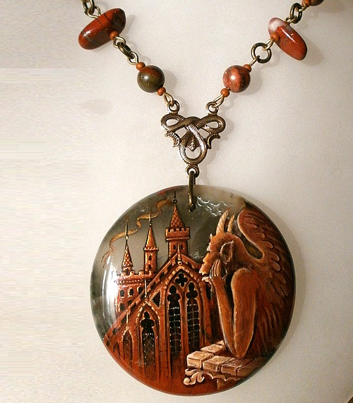 Necklace Gargoyles