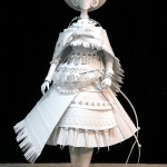 Fashion in Paper, dolls by Asya Kozina