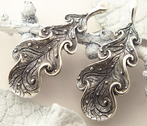 Jewelry art by Anna Kiryanova and Ivan Chernykh
