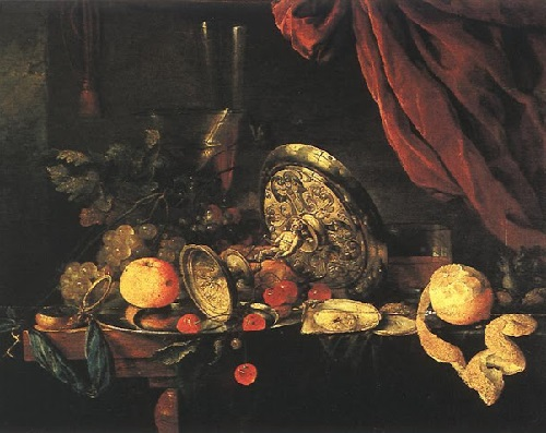 Jan Davidsz de Heem, Dutch (1606-1684)