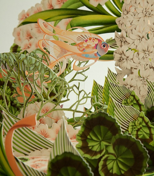 paper illustrations by Bozka Rydlewska