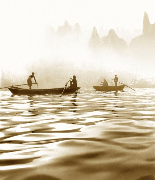 Memories of Shanghai. Inspirational photography by Fan Ho