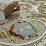 Ecclesiastical embroidery art