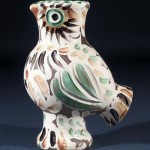 Inspired by owl ceramics, made by Picass