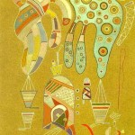 1941 painting, Untitled