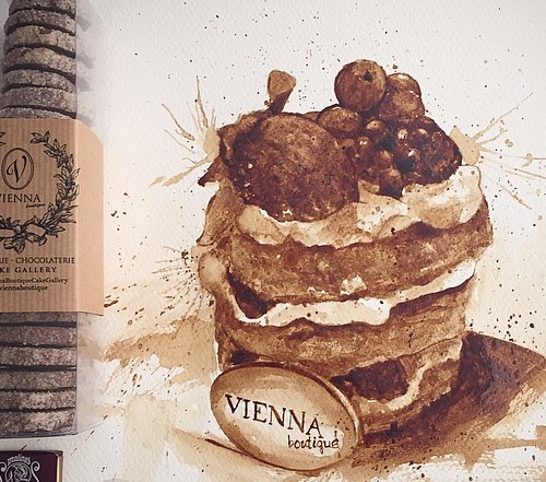 Vienna Boutique. A Cyprus Based Patisserie