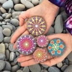 Awesome mandala stones