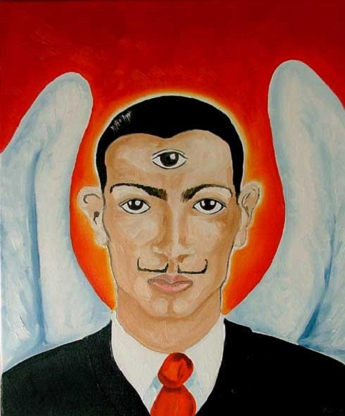 Dali by other artists Allison Carmichael