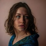 Just like a photograph. Hyper realistic oil painting by Italian artist Marco Grassi