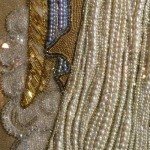 Angel, detail of icon