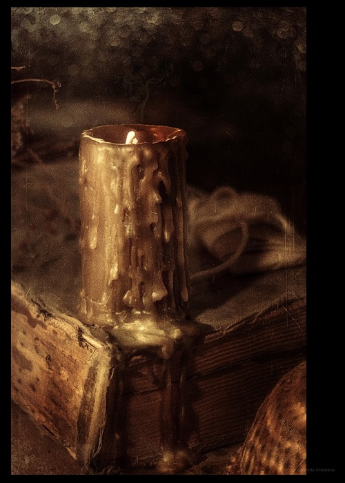 Still life photo art by Svoboda. Memories