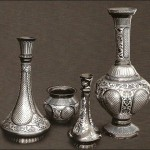 A set of vases