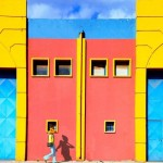 Bright Colors of Istanbul. Photographer Yener Torun
