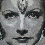 Hollywood diva Greta Garbo