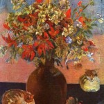 Gauguin flowers