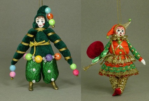 Fabulous Clowns. Author AI Dubrovina