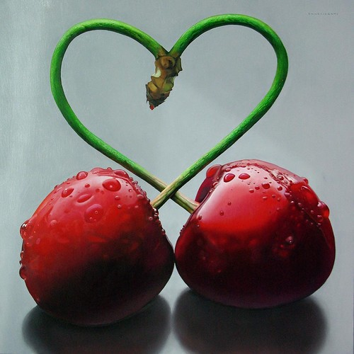 Cherry in love