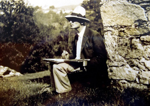 Hermann Hesse (2 July 1877 – 9 August 1962) was a German poet, novelist, and painter, Nobel Prize winner in Literature