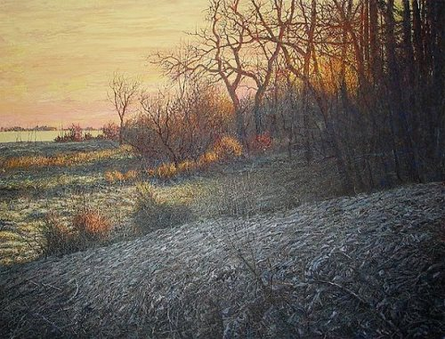 Early frosts, 2005