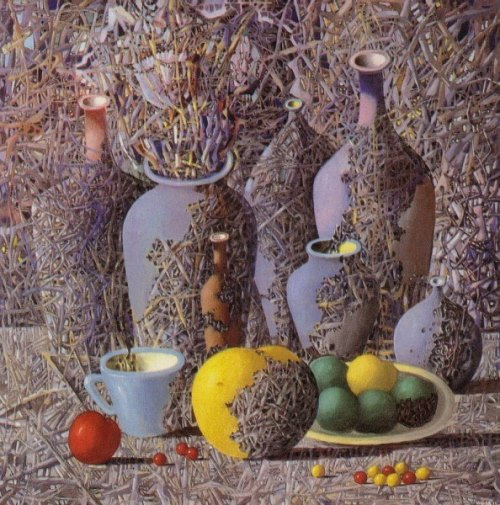 Still life. From the Golden Symphony, 1994