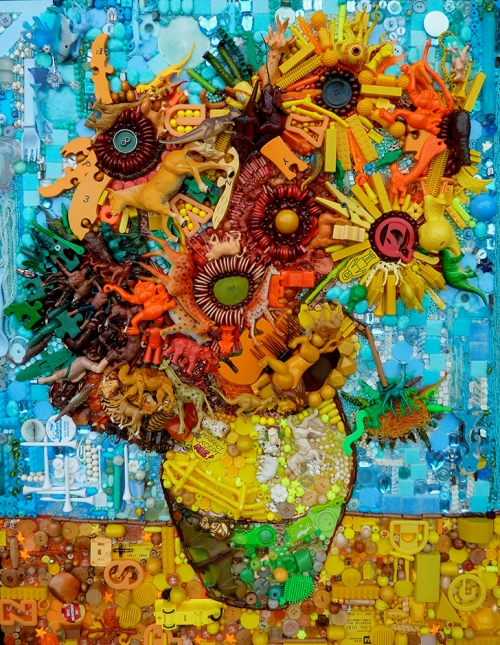 Jane Perkins junk art