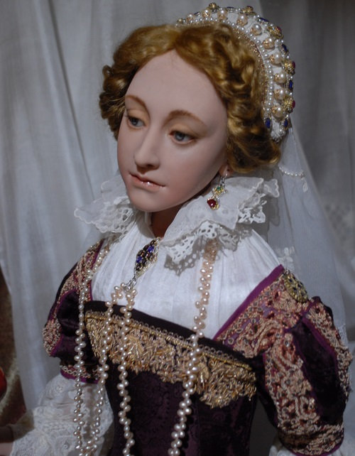 'Mary Stuart' doll
