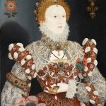 Elizabeth I, the 'Pelican' portrait, c. 1572. Nicholas Hilliard portrait miniature