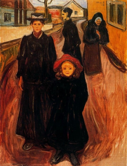 Four ages in life, 1902