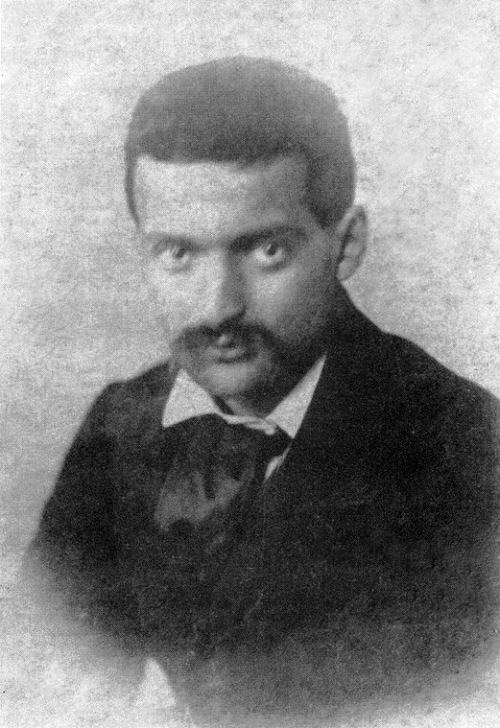 Paul Cezanne in 1861