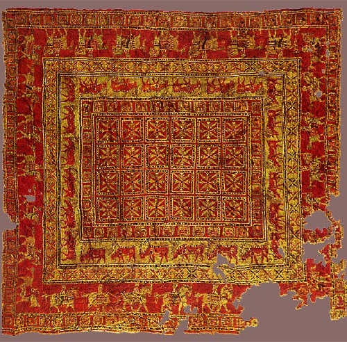 Carpet Making ancient art