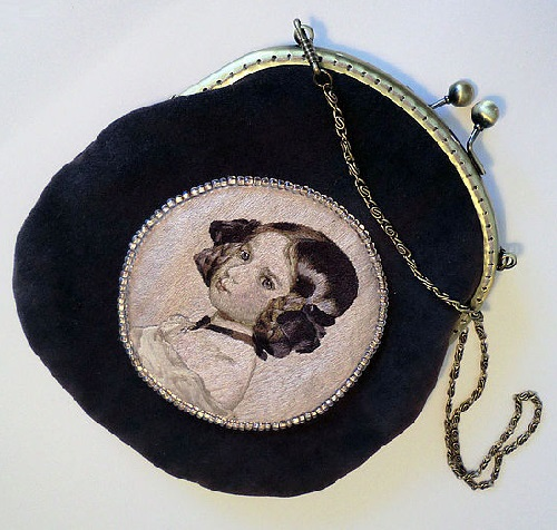 Purse Portrait of princess