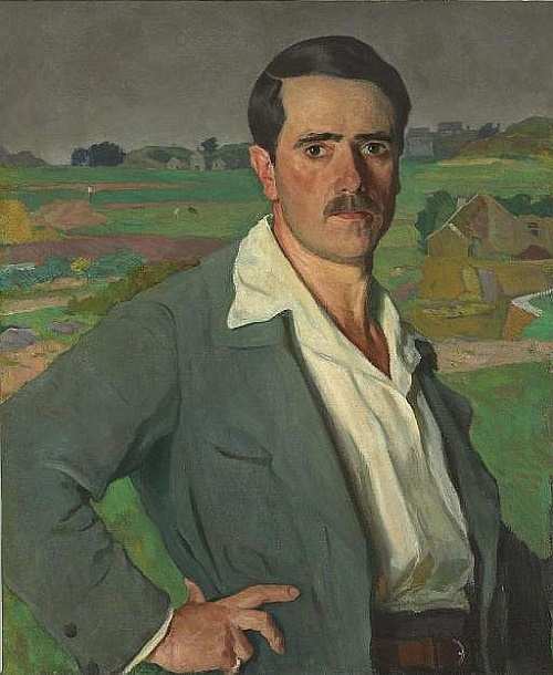 Self-portrait. 1910s