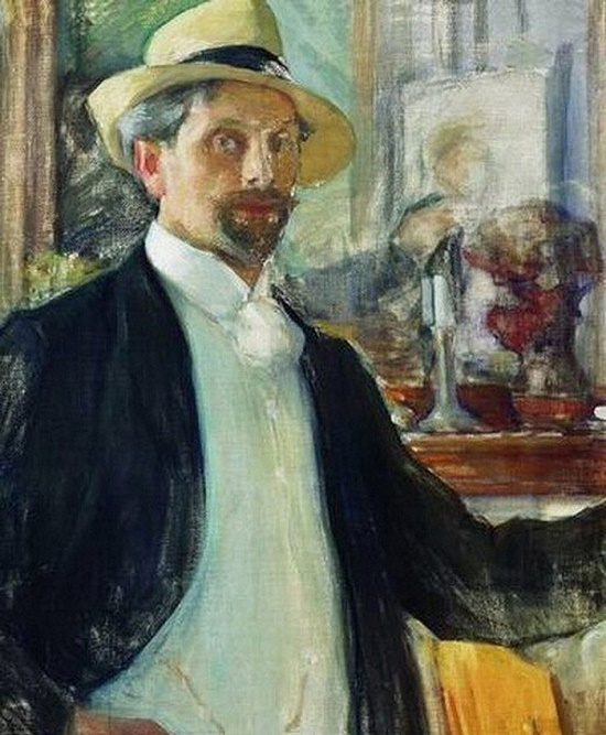 Russian painter Leonid Osipovich Pasternak (3 April 1862 - May 31, 1945)