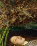 Symbolic Death of Ophelia by Sir John Everett Millais