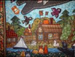 Vera Chernevich Gingerbread Terem Fairytale