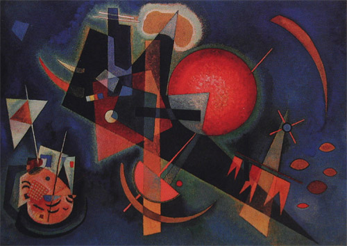 In the blue, 1925