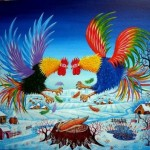 Serbian Naive Painting