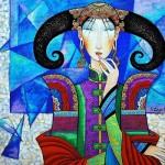 Mongolian artist Zayasaikhan Sambuu